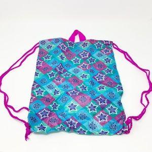 Girls Disney Frozen Drawstring String Backpack